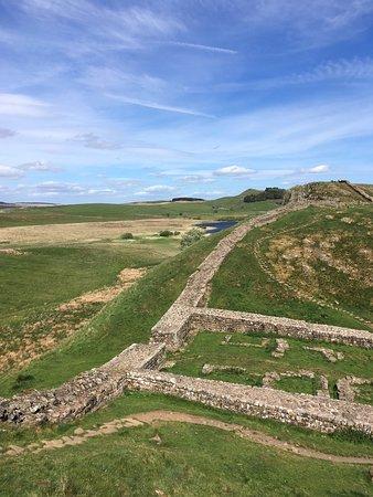 Northumberland, UK: Hadrians wall - May 23rd 2017
