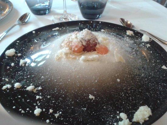Briare, Francia: Dessert en attendant le dessert