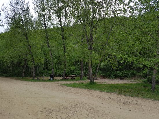 Rosebud, Kanada: campsites