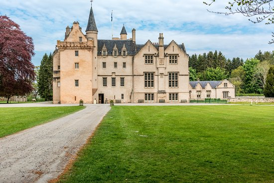 Forres, UK: Brodie Castle drive