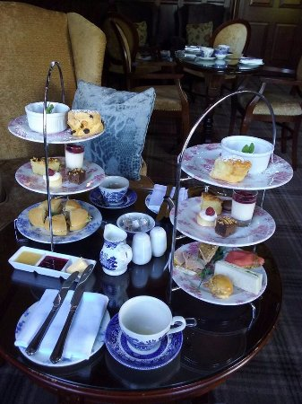 Faithlegg House Hotel & Golf Resort: Afternoon delights!