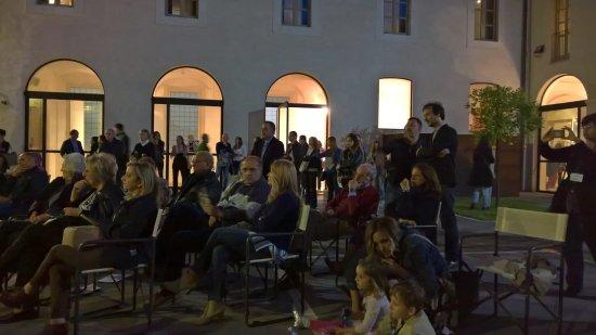 Galleria d'Arte Moderna di Roma Capitale : Pubblico esibizione jazz