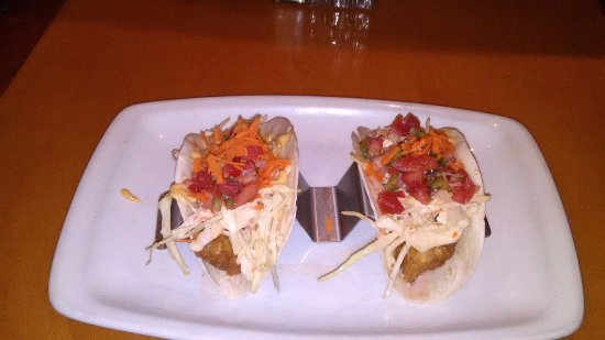 Fort St. John, Canada: New Fish Tacos!