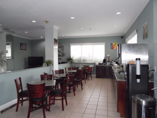 Breakfast Area Picture Of Best Western Teal Lake Inn Mexico