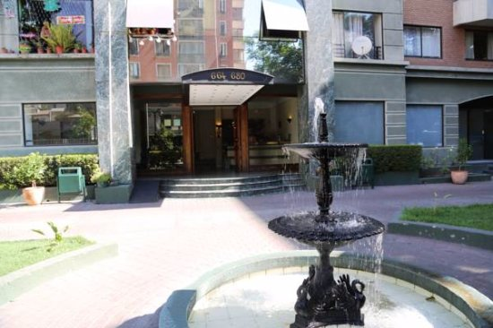 VO Bellas Artes Apartments: Vista Exterior Edificio Apart Hotel
