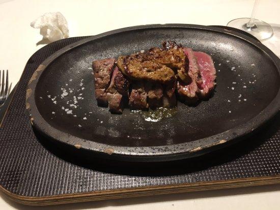 El Prat de Llobregat, Spain: the main course - after four rounds of appetizers