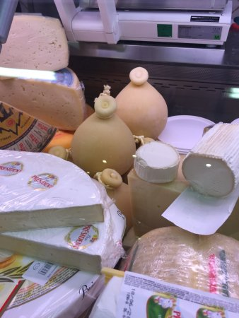 Context Florence: Cheese, cheese and more cheese