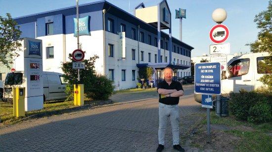 Laatzen, Germania: Ibis w calej okazalosci