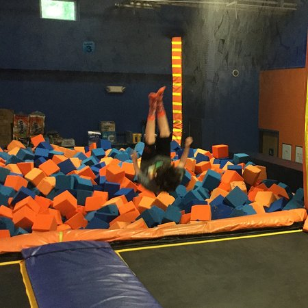 Sky Zone Trampoline Park Mount Pleasant 2019 All You Need To