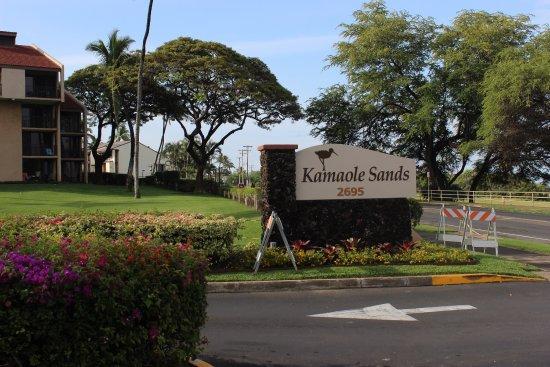 Kamaole Sands: Soñado lugar!