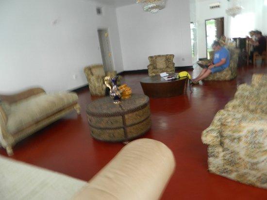 Mbarara, أوغندا: sitting room