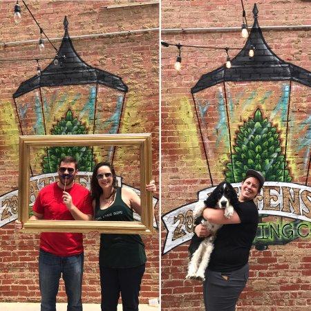 Athens, TX: Fun Saturday at the brewery!
