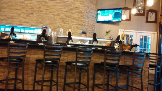 Warner Robins, GA: Sushi bar
