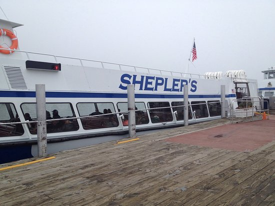 an analysis of the sheplers ferry line service Shepler's mackinac island ferry is this your company many of the managers and captains aren't good at managing people there's a way to tell someone to do something differently the next time without being accusatory so that they don't feel disparaged afterwards, but many of them don't seem.