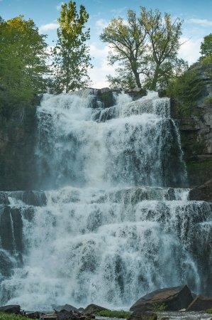 Cazenovia, NY: Frothy Falls