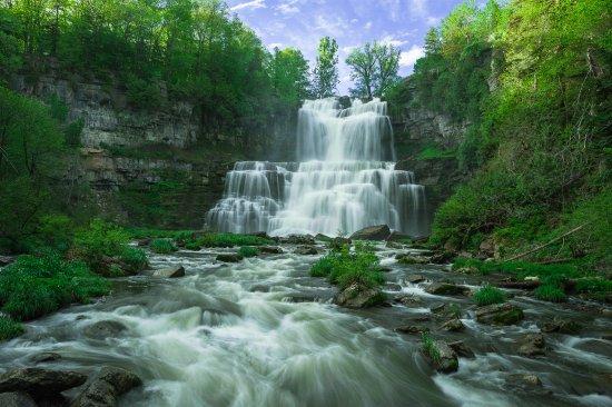 Cazenovia, NY: Ethereal Falls 02