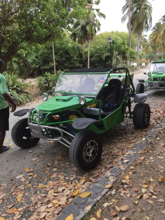 Gros Islet, St. Lucia: There are two seater and four seater options!
