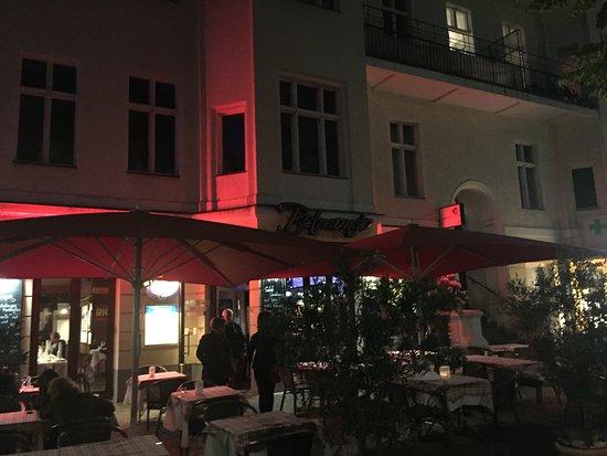 belmondo restaurant berlin charlottenburg restaurant. Black Bedroom Furniture Sets. Home Design Ideas