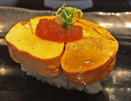 Merrick, NY: Ankimo (Monkfish Liver)