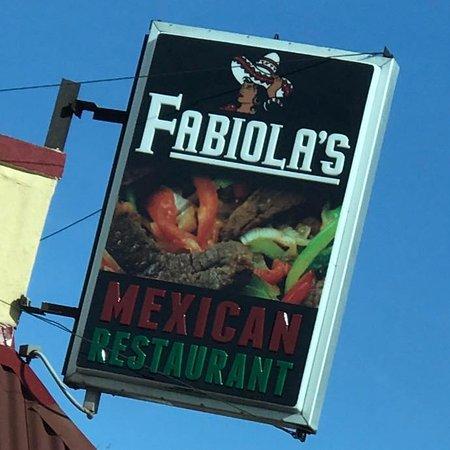 Wellington, KS: Fabiola's Mexican Restaurant