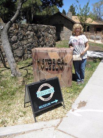 Los Alamos Historical Museum....