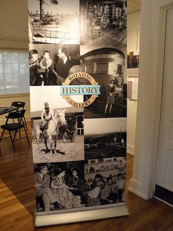 Los Alamos Historical Museum, NM