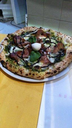 Piedimonte Matese, Italy: Rosso Vita Pizza E Ricerca