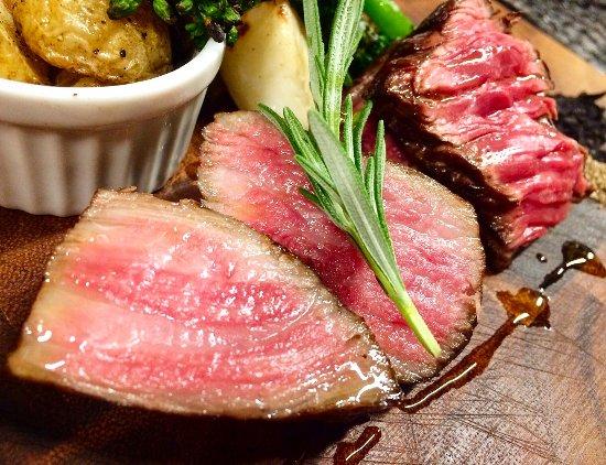 Joetsu, Japan: 群馬県産 赤身肉グリル