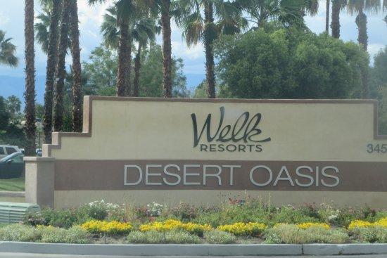 Cathedral City, كاليفورنيا: Welk Resort, Palm Springs - Desert Oasis