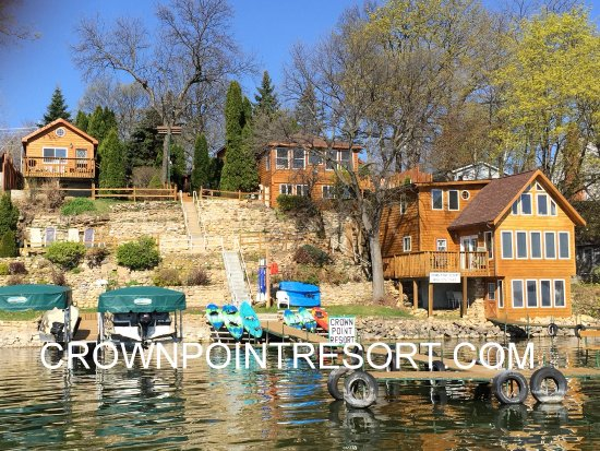 Bilde fra Crown Point Resort