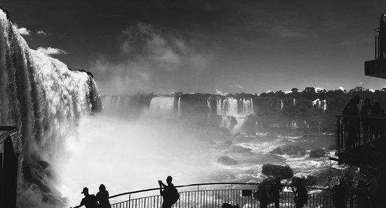 Foz do Iguaçu: Foz de Iguazú