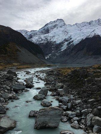 Aoraki Mount Cook National Park (Te Wahipounamu), Nya Zeeland: photo1.jpg