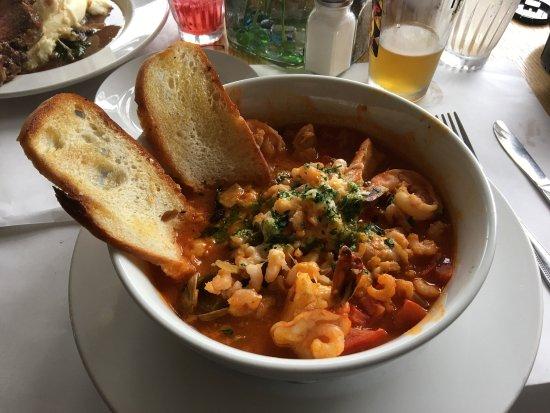 Seafood Restaurants Mendocino Ca