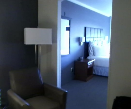 Hailey, ID: This is the room the day we came in