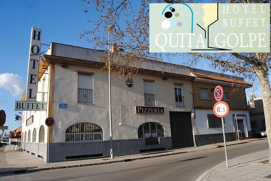 Quitagolpe Hotel