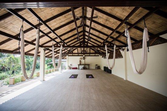 Lipa Noi, Thailand: Yoga Sala