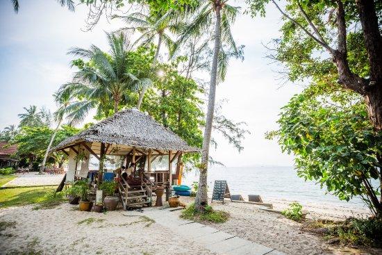 Lipa Noi, Thailand: Massage Sala