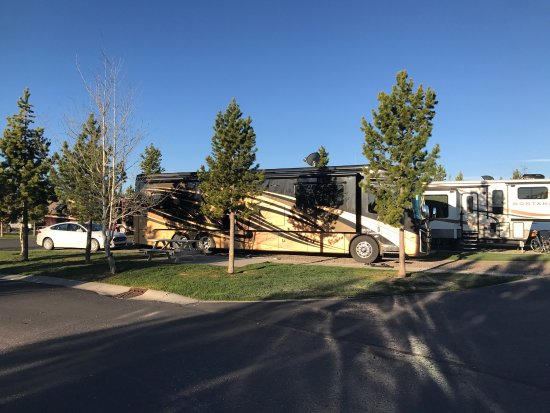 Yellowstone Grizzly RV Park照片