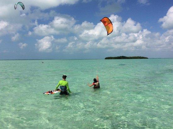 Passionkite Belize