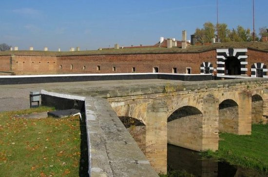 Private Tour: Terezin Fortress and ...