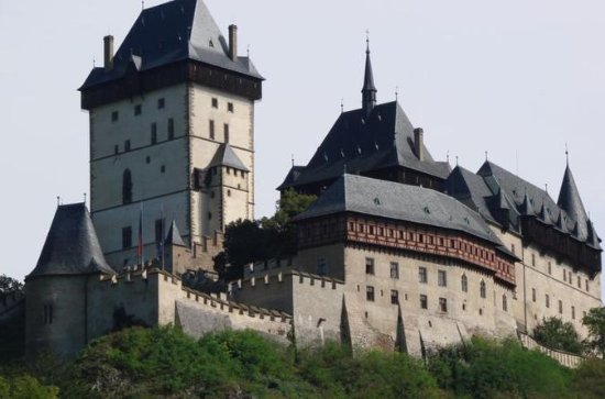 Private Tour: Castle Karlstejn and...