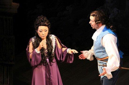 Apresentação de Don Giovanni no...