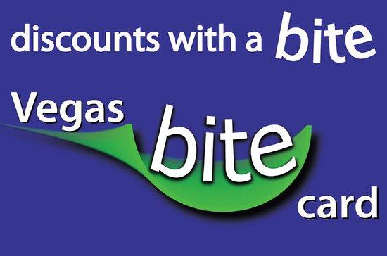 Las Vegas Bite Card