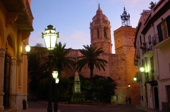 Private Full-Day Tour to Sitges and...