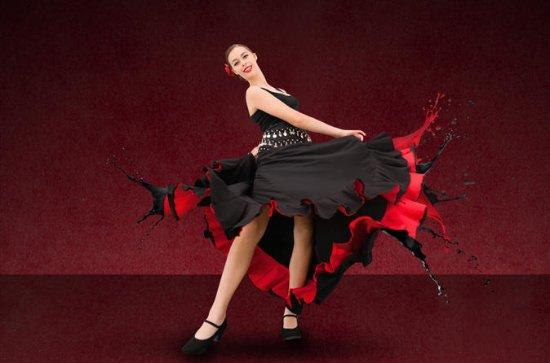 Cordoba Flamenco Show at Tablao el...