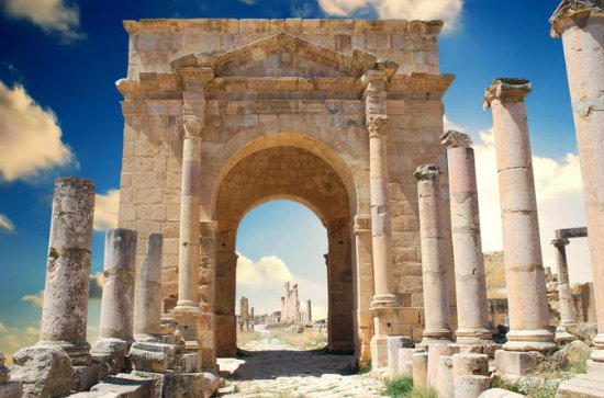 Private Half-Day Jerash and Amman...