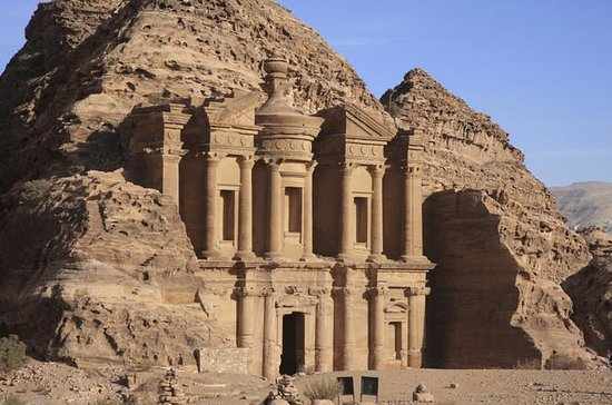 Aqaba to Petra Full-Day Private Tour...