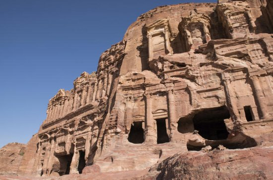 2-Night Jordan Private Tour: Petra...