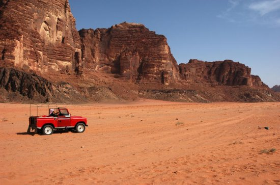 Private Tour: Aqaba nach Wadi Rum