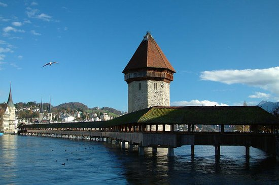 Privat tur: Lucerne City Walking Tour